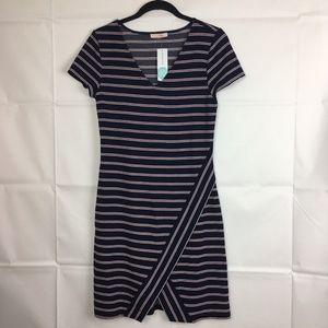 Skies Are Blue Stitch Fix Striped Nautical Dress